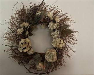 . . . a cute wreath