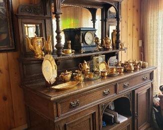 Beautiful vintage buffet
