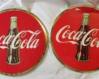 original coca cola celluloids