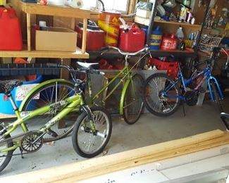Boys & Girls Bicycles