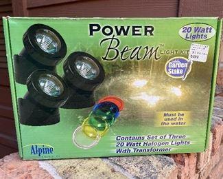 Power Beam Lighting