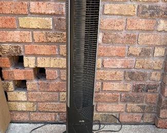 Portable rotating AC