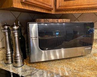 SHARP censored microwave