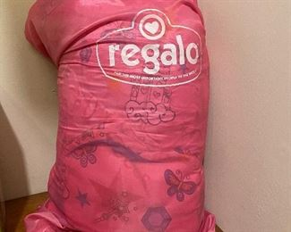 Regalo kid's sleeping bag