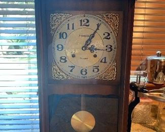 Counter clock