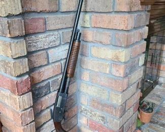 Western Field shotgun  Model# 60-SB620-A