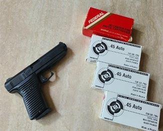 ♦️AMMO STILL AVAILABLE♦️ LORCIN hand gun = SOLD