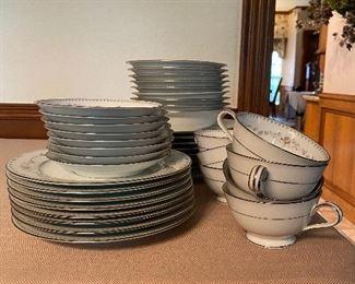 Noritake china set ~ Fairmont  Made in Japan