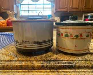 Slow cooker Rice cooker