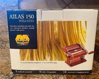 ATLAS 150 Wellness pasta maker