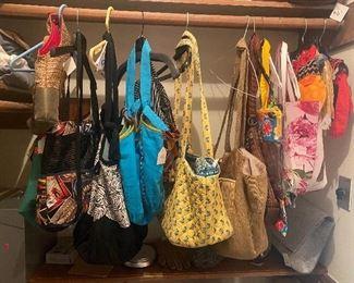 More purses!