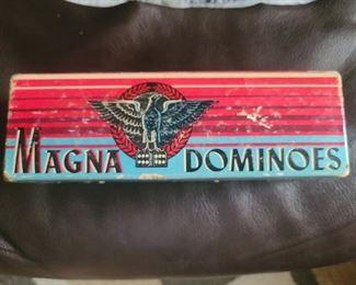 Magna dominoes