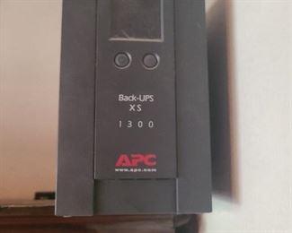 APC Back-UPS XS 1300