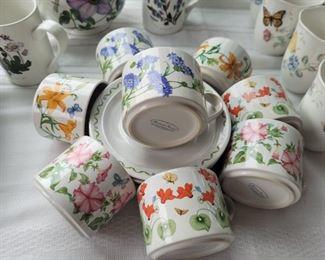 Windemere garden cup set
