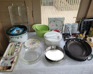 William Sonoma cookware and accessories