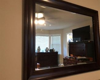 Another beveled mirror