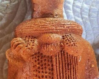 Nok Nigeria African terracotta