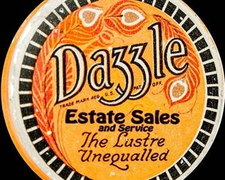 Dazzle Logo for estatesalesnet