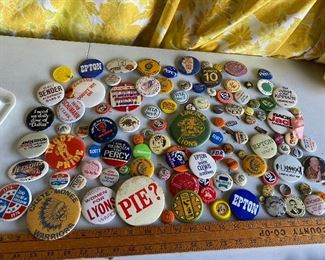 All Buttons Shown $50.00