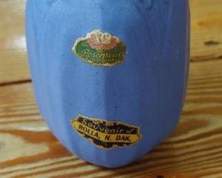 Vintage Rosemeade vase