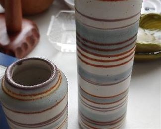 Glidden pottery designed by Fong Chow