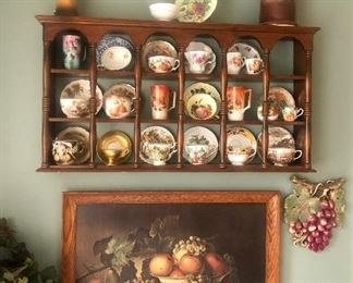 Vintage Tea Cups and Saucer Sets