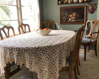 1950's Dining Room Set