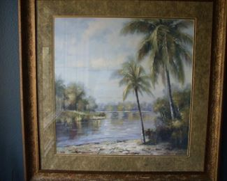 Palm art 35x 35