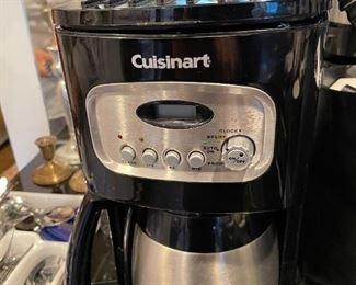clean Cuisinart coffeee maker