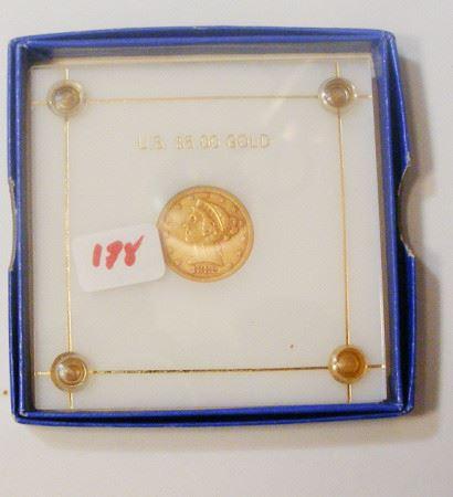 178$5.00  GOLD