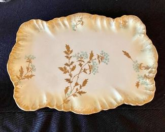 """Vintage """"Limoges"""" Platter"""