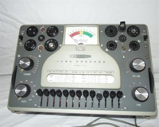 $225 obo -Heathkit IT-21 tube tester in excellent working condition . Come with reference materials.