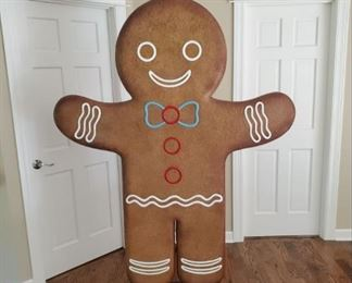 Full Size Gingerbread