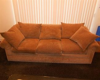 Down-Filled Sofa