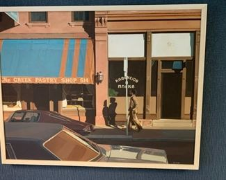 """""""Greektown"""" by Robert Gniewek"""