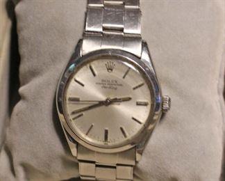 Rolex Swiss Watch Sky King, ckd by Tappers