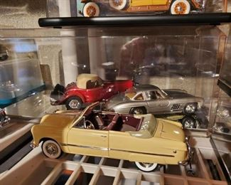 Franklin Mint Die Cast Car(s)