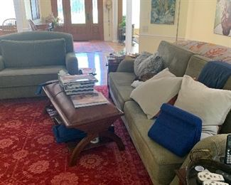Living room or family room furniture