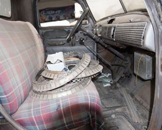 $4,000 1949 GMC 100 Truck -- 1949 GMC 100. Cross members. Muffler exhaust shield. Tailgate. Fenders. Buick Engine. Please message with questions or to set a time to come take a look at it.