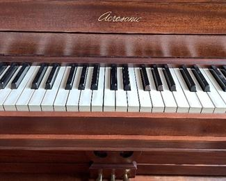 Afro sonic upright Piano
