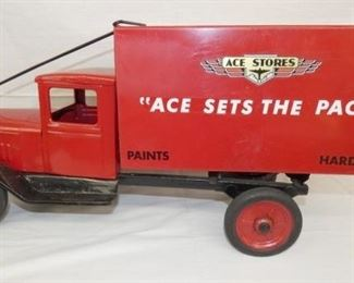 VIEW 4 OTHERSIDE ACE HARDWARE TRUCK