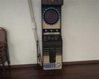 Valley Cougar Darts dart arcade machine