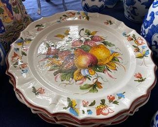 Passany Italian Plates