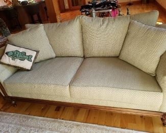 Great Neutral Sofa...famous maker