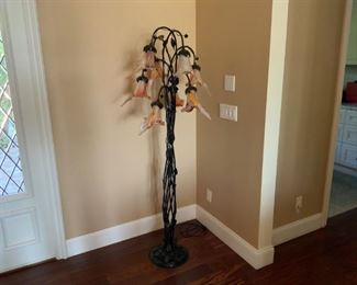 Tulip floor lamp available for presale. Please call Mimi @ 562-254-2597 for details