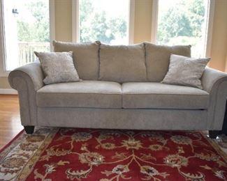 """American Furniture Manufacturing Sofa 86"""" W X 36"""" D X 32"""" T"""