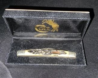 Another knife in original box for sale.