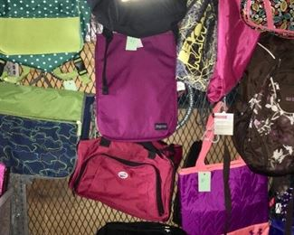 Bags, backpacks and purses