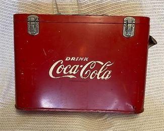 Pilots Coke Cooler