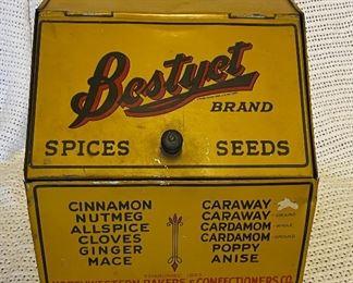 Advertising Store tin Minneapolis